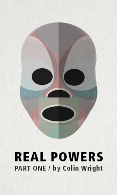 Real Powers Part One cover banner