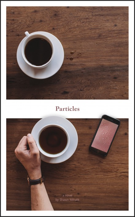 Particles by Shawn Mihalik cover